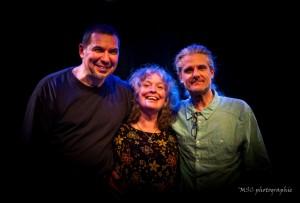 Normand, Karen et Sylvain