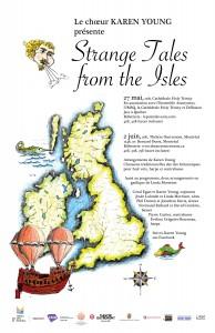 Strange tales poster de Susan